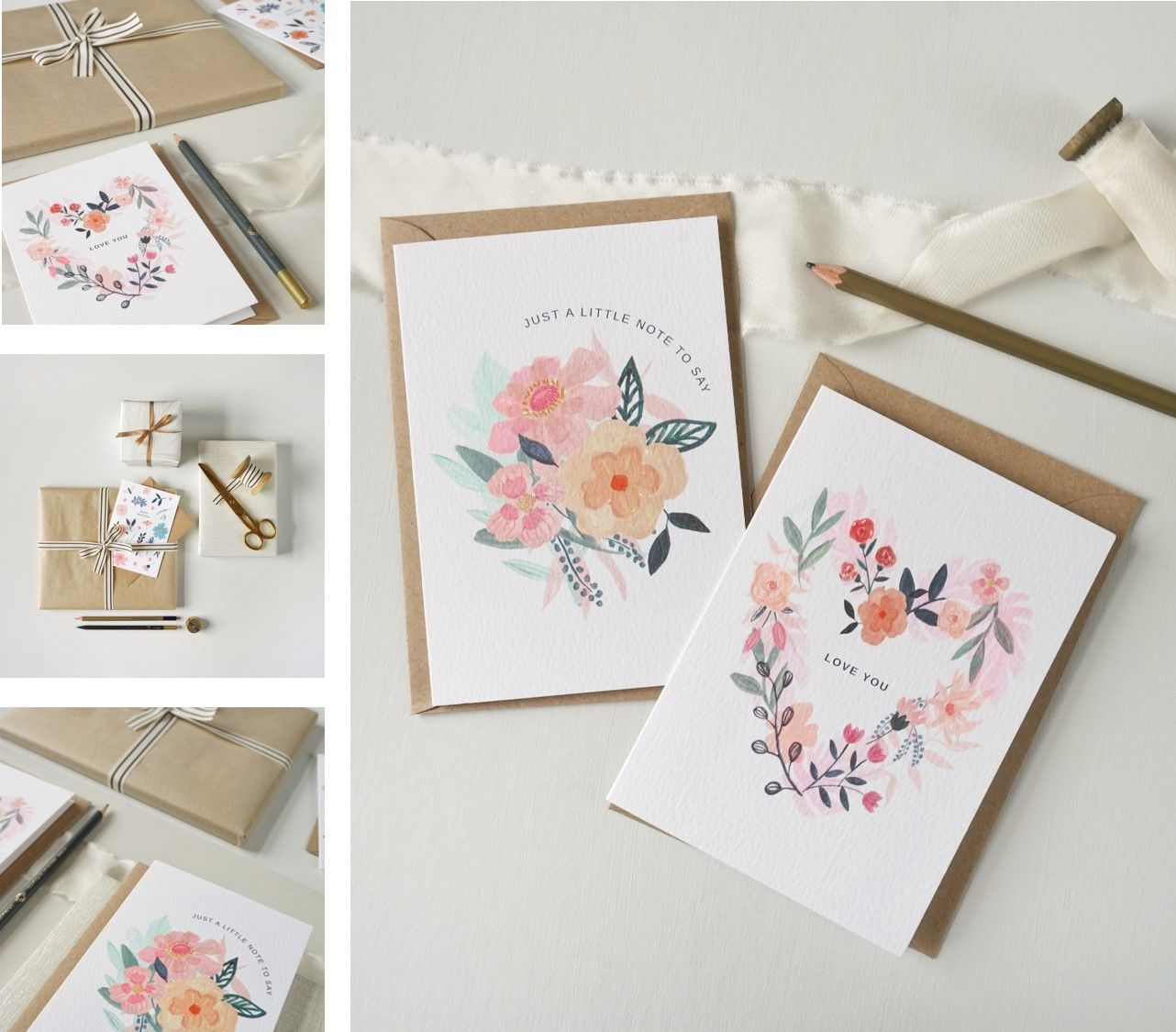 Product Styling Greeting Card