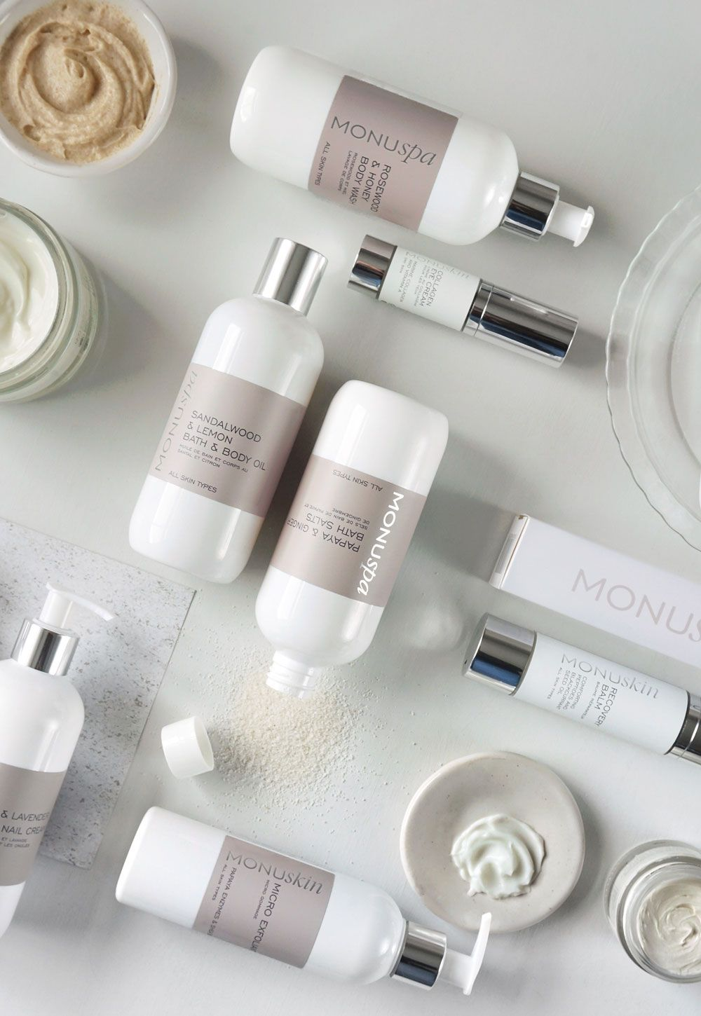 Product Styling - Skincare Beauty
