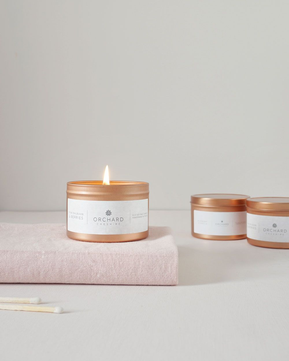 Product Styling Candle